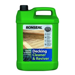 Ronseal Decking Cleaner & Reviver 5L [RONS35903]