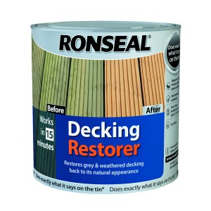 Ronseal Decking Restorer 2.5L [RONS35767]