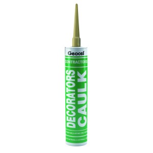 Geocel Decorators Caulk 380ml