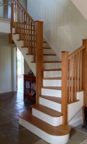 Pear Stairs - Dee View  Staircase (355)
