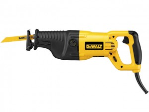 DeWalt 240V DW311K H/Duty Recip Saw 1200W Power Tool