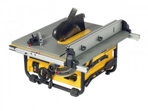 DeWalt 110V DW745 Portable Table Saw 410mm 1700W Power Tool