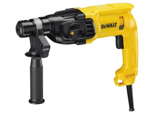 DeWalt 240V D25033K 22mm SDS+ Combi Hammer -3 Mode Power Tool