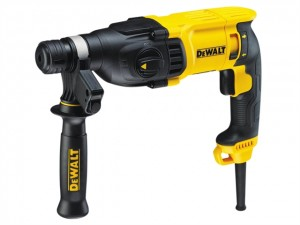 DeWalt 240V D25133K-GB SDS+ 26mm 3Mode Hammer 800W Power Tool