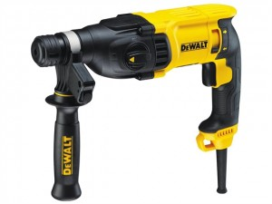 DeWalt 110V D25133K-LX SDS+ 26mm 3Mode Hammer 800W Power Tool