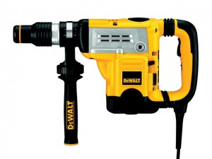 DeWalt 110V D25601K SDS Max 45mm 6kg Combi Hammer Power Tool