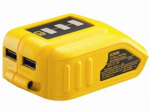 DeWalt 10.8-18V DCB090 USB Charger Power Tool  DEWDCB090XJ