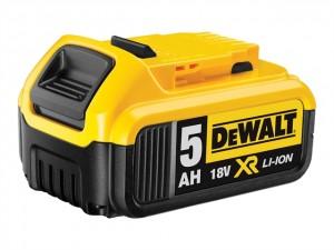 DeWalt 18V DCB184-XJ Li-Ion Battery 5Ah Power Tool  DEWDCB184XJ