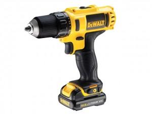 DeWalt 10.8V DCD710D2 Drill Driver 2x2Ah Power Tool