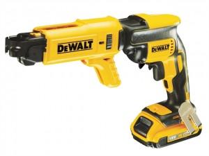 DeWalt 18V DCF620D2K XR Collated S/Driver 2x2Ah Power Tool  DEWDCF620D2K