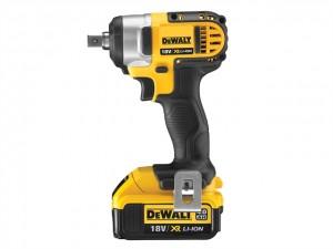 DeWalt 18V DCF880M2 XR Comp Impact Wrench 2x4Ah Power Tool  DEWDCF880M2GB