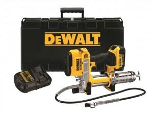 DeWalt 18V DCGG571M1 XR Grease Gun 1x4Ah Power Tool  DEWDCGG571M1