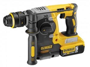 DeWalt 18V DCH274P2 XR SDS Hammer 2x5Ah Power Tool  DEWDCH274P2GB