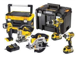 DeWalt 18V DCK550M3T Brushless XR 5pc Kit 3x4Ah Power Tool  DEWDCK550M3T