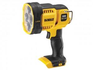 DeWalt 18V DCL043 XR LED Spotlight NAKED Power Tool  :DEWDCL043