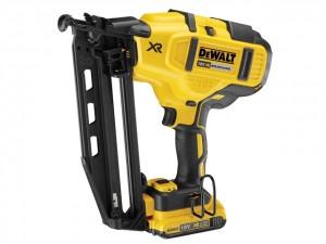 DeWalt 18V DCN660D2 2nd Fix Nailer 2x2Ah Power Tool  DEWDCN660DCGB