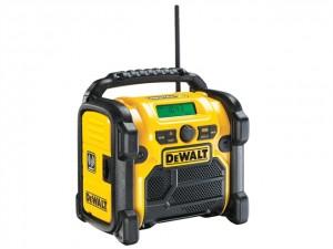 DeWalt 10.8-18V DCR020 XR Comp Digital Radio Power Tool  DEWDCR020GB
