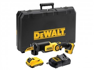 DeWalt 10.8V DCS310D2 Recip Saw 2x2Ah Power Tool