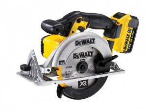 DeWalt 18V DCS391M2 XR Circular Saw 2x4Ah Power Tool