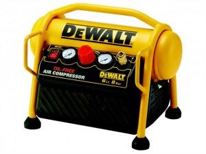 DeWalt DPC6MRC 6L Compressor 240V Power Tool  DEWDPC6MRCGB