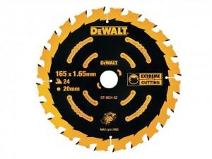 Cordless Extreme Framing Circular Saw Blade  DEWDT10624QZ