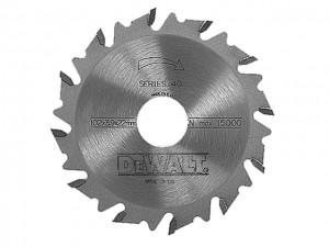 Extreme Biscuit Jointer Blades, 102mm  DEWDT1306QZ