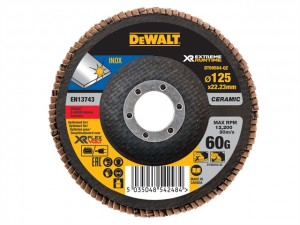 FlexVolt XR Flap Disc 125mm  DEWDT99584QZ