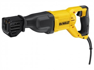 DeWalt 240V DWE305PK Recip Saw 1050 Watts Power Tool  DEWDWE305PKGB