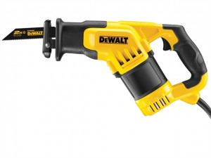 DeWalt 240V DWE357K-GB Comp Recip Saw 1050W Power Tool