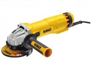 DeWalt 240V DWE4206 115mm Grinder SAG 1010W Power Tool  DEWDWE4206GB