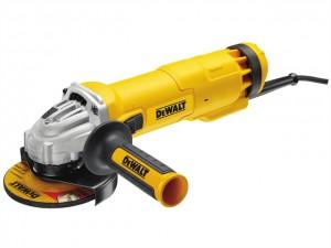 DeWalt 110V DWE4206K 115mm Grinder SAG & Kitbox Power Tool  DEWDWE4206KLX