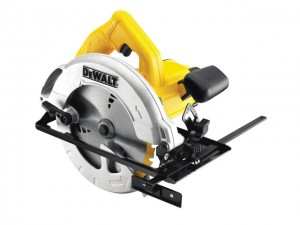 DeWalt 240V DWE560K 184mm Comp Circ Saw 1350W Power Tool