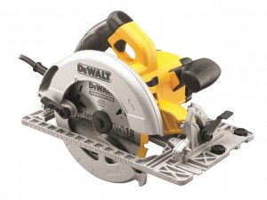 DeWalt 240V DWE576K 190mm Precision Circ Saw 1600W Power Tool
