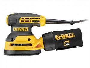 DeWalt DWE6423 240v Random Orbit Sander 125mm Power Tool  DEWDWE6423GB