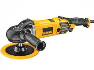 DeWalt 240V DWP849X 180mm Polisher 1250W Power Tool  DEWDWP849XGB