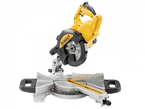 DeWalt 110V DWS774 1400Watt 216mm Mitre Saw Power Tool  DEWDWS774LX
