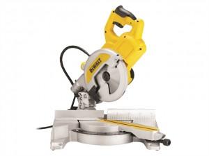 DeWalt 110V DWS777 216mm Slide Mitre Saw 1800W Power Tool  DEWDWS777LX