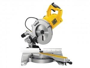 DeWalt 110V DWS778 250mm Comp Slide Mitre Saw 1850 Power Tool  DEWDWS778LX