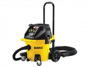 DeWalt 240V DWV902M Const Dust Extractor -M Class Power Tool  DEWDWV902MGB