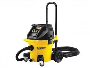 DeWalt 110V DWV902M Const Dust Extractor -M Class Power Tool  DEWDWV902MLX