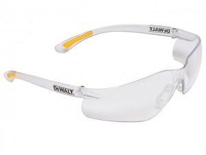 Contractor Pro ToughCoat Safety Glasses  DEWSGCPC