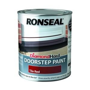 Ronseal Diamond Hard Doorstep Paint