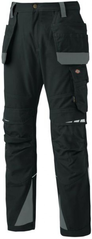DICKIES DP1005R PRO HOLSTER TROUSER BLACK  DP1005