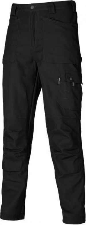 DICKIES EH26800 EISENHOWER MULTI POCKET TROUSERS BLACK  EH26800BK