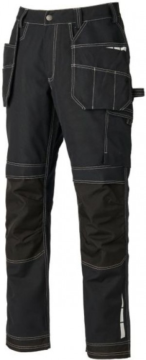 DICKIES EH26801 EISENHOWER EXTREME TROUSER BLACK  EH26801BK
