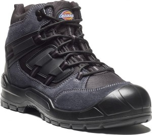 DICKIES FA247B EVERYDAY BOOT GREY BLACK  A24/7BGY