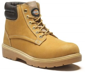 DICKIES FA9001 DONEGAL SAFETY BOOT HONEY  FA9001
