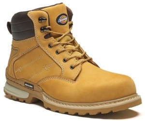 DICKIES FD9209 CANTON SAFETY BOOT HONEY  FD9209HN