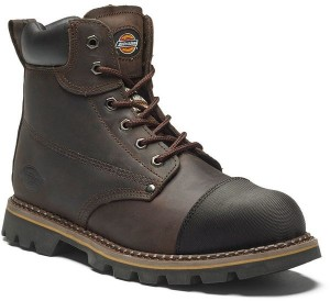 DICKIES FD9210 CRAWFORD SAFETY BOOT BROWN  FD9210BR