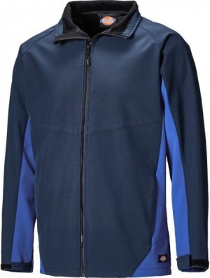 DICKIES JW84955 MAYWOOD SOFTSHELL NAVY ROYAL  W84955N